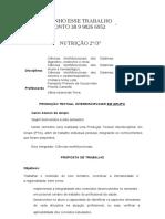 nutrição 2-3 Ciências morfofuncionais.