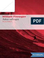 Anos Salvajes - William Finnegan