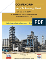 21st Refinery Technology Meet - The Compendium