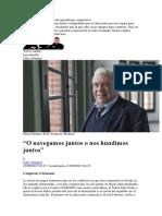 David Johnson - Pionero Del Aprendizaje Cooperativo