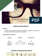 Lissyvancelis - Sistemas Numéricos