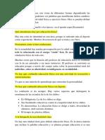 Resumen La Educacion Fìsica Blazquez Sanchez