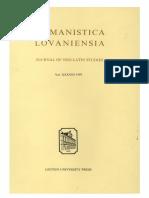 Humanistica Lovaniensia Vol. 38, 1989.pdf