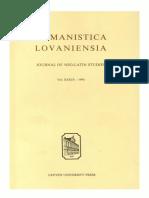 Humanistica Lovaniensia Vol. 39, 1990.pdf