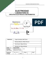 Laboratorio 1 - Electricidad Del Vehículo