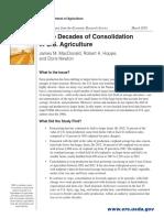 Farm Consolidation Study Summary Eib189_summary