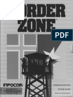 Border Zone - Manual