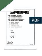 Sabre S25 S25C