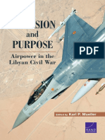 Precision & Purpose Airpower in the Libyan Civil War