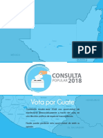 Folleto Consulta Popular 2018 Belice