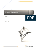OSIX System Description 5.6
