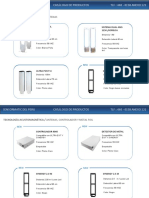 Catalogo de Productos Tecnología Acustomagnética