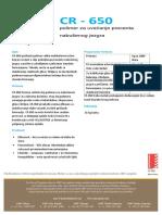 Uputstvo za upotrebu CR-650 aditiva.pdf