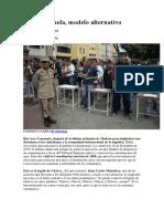 Articulo Sobre Venezuela