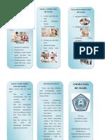 Leaflet Anemia Pada Ibu Hamil