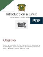 Present Ac i on Linux