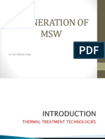 Incineration and Thermal Treatment MSW (2)