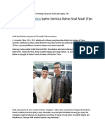 Motivator Indonesia, Motivasi Terhadap Karyawan, Motivator Ippho, 7KR