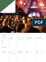 Como fazer um plano estratégico de apenas uma página para seu evento