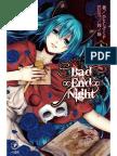 Bad ∞ End ∞ Night Volume 1