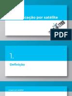 Comunicação Por Satélite