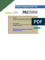 Ev. Final - Excel Empresarial