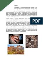 Antropología y Humanidades