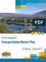 City of Kamloops Transportation Master Plan 2018