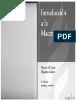 Introduccion a La Microeconomia Marcelo Di Ciano