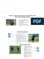 conditioned possession game resources