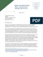 Speier Letter to Speaker Ryan Re Farenthold