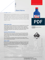 AMSOIL 25W40 SyntheticBlend Marine Engine Oil (WCM)