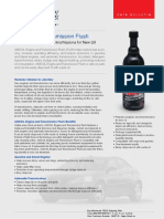 AMSOIL Engine and Transmission Flush (FLSH)