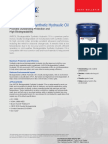 AMSOIL ISO 46 Biodegradable Hydraulic Oil (BHO)