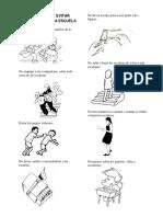 10 Formas de Evitar Accidentes en La Escuela