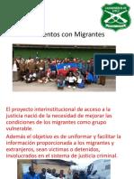 Procedimientos Con Migrantes