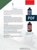 AMSOIL Synthetic Brake Fluids (BFLV_BFR)