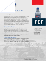 Amsoil Synthetic Atv_utv Front Drive Fluid (Auv40_auv50)