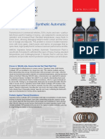 AMSOIL Signature Series Synthetic Automatic Transmission Fluid (ATF_ATL)