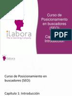 1 - ILabora - Curso de Posicionamiento Web en Buscadores SEO - Introducción Al Posicionamiento en Buscadores