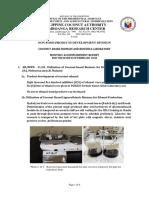 2018 February Biomass Accomplishments