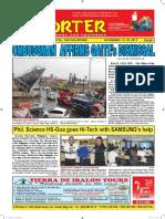 Bikol Reporter November 12 - 18, 2017 Issue