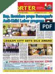 Bikol Reporter December 10 - 16, 2017 Issue