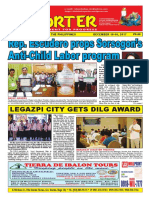 Bikol Reporter December 10 - 16, 2017 Issue