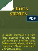 Roca Sienita