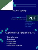 741 Op Amp