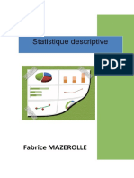 Statistique Descriptive