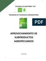 Módulo Aprovechamiento de Subproductos Agropecuarios (1)