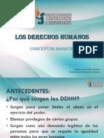 Presentación de Derechos Humanos Actualizada.