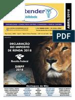Informativo Atender Contabilidade Edição Abril 2018